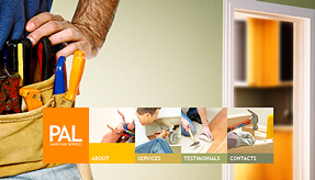 Home Repairs Website
