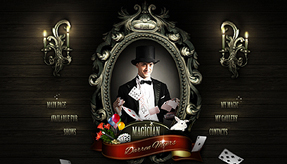 Personal Magician Website