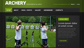 Archery Website